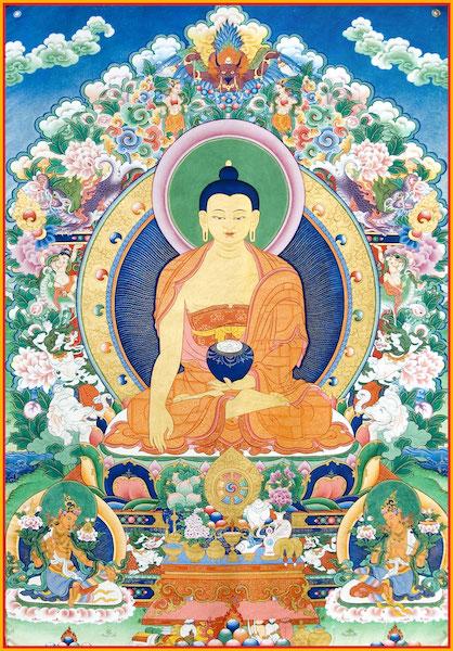 Guru Shakyamuni Buddha