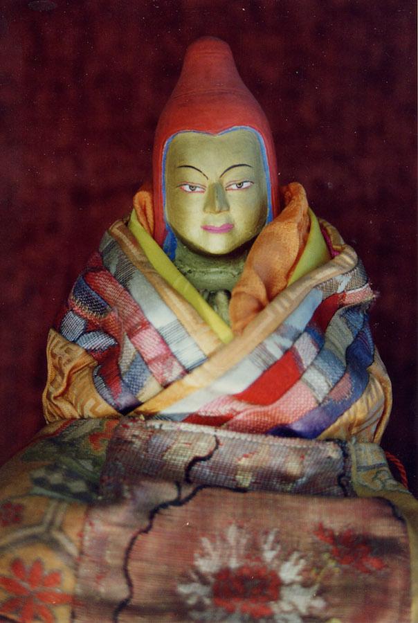 Lama Atisha (Kopan Monastery)