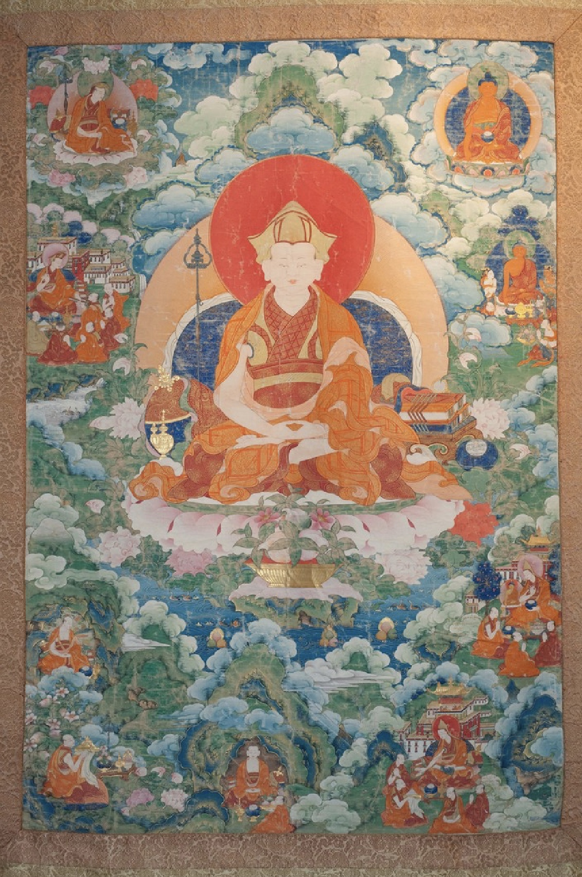 DrubchenChokyiDorje.(Photo© 2018 Himalayan Art Resources Inc. Photographed Image Copyright © 2004 Rubin Museum of Art)