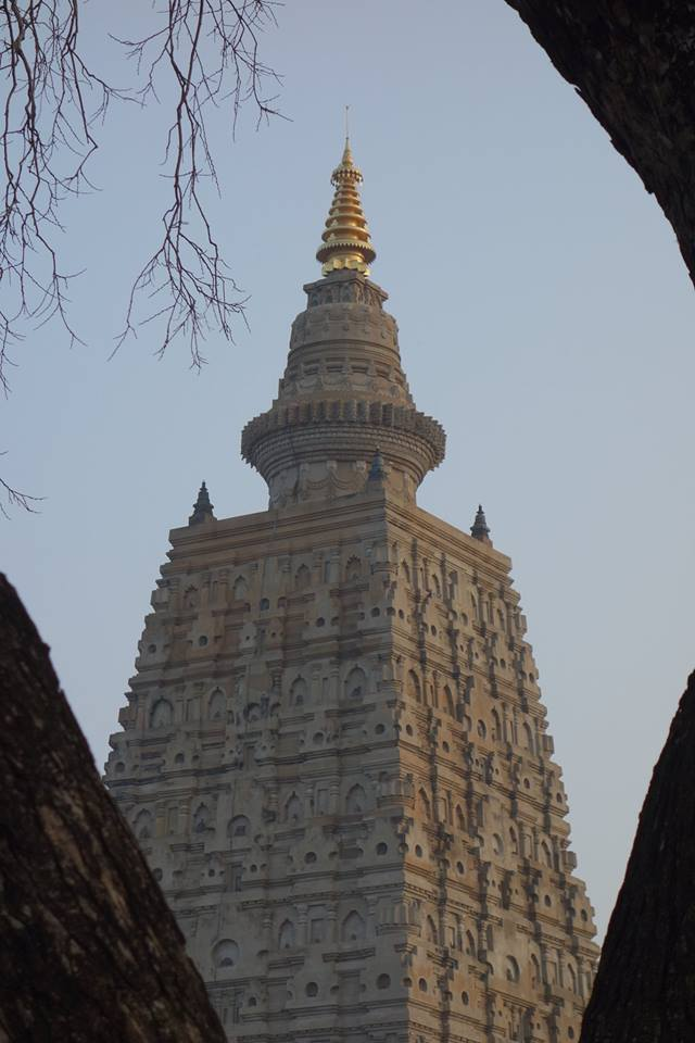 TheMahabodhi Stupa