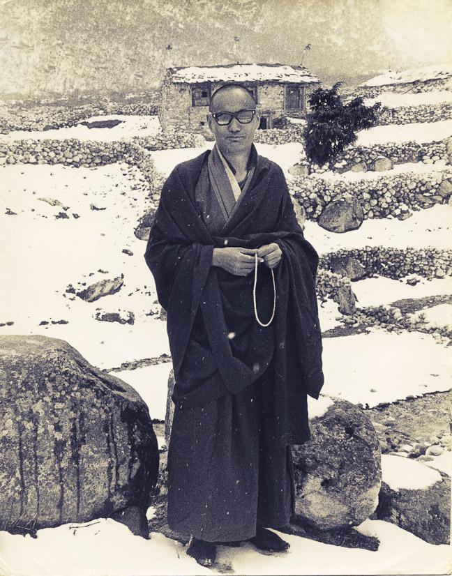 Lama, Solu Khumbu, 1969