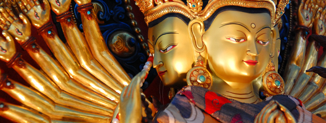 Chenrezig the Buddha of Compassion